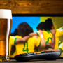Футбол без пива – деньги на ветер